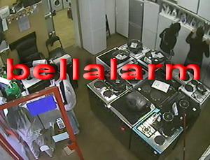 Snimak kamerom Bellalarm-a